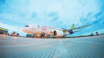 大飞机将成为中国高端装备制造业的又一支柱