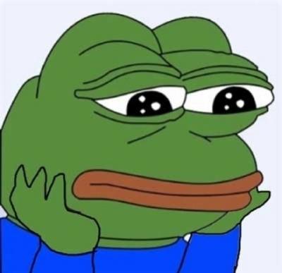 -->  大家肯定看过这只青蛙,很多网友都把它叫做悲伤的青蛙,它总是满含泪水,向网友诉说着自己淡淡的哀愁。然而,一个悲伤的消息来了。日前,这只青蛙不幸逝世,享年12岁。它大约是地球历史上第一只被人类杀死的表情包。   从快乐到悲伤   悲伤的青蛙真名叫做Pepe,它是漫画家MattFurie在2005年创作的漫画BoysClub中的角色之一。那时,Pepe还是一只单纯的小青蛙,整天和朋友鬼混。   2008年,Pepe突然火了。有人把一幅它的漫画放到网上随即爆红,网友们开始进行二次创作