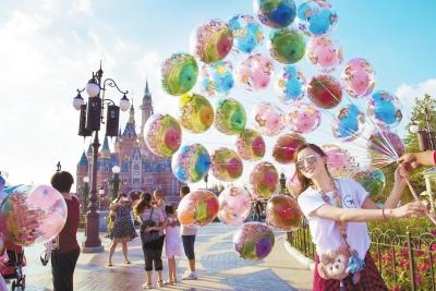 上海旅游节9月开幕 度假区将办灯光音乐节
