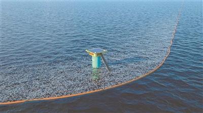 海面垃圾清理装置